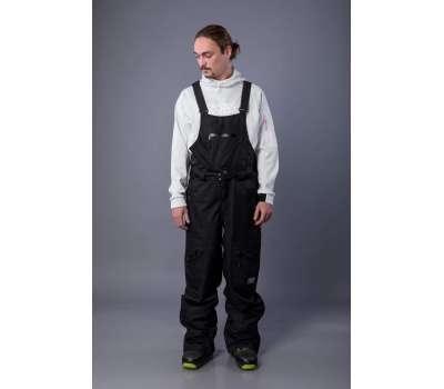 Штаны для сноуборда Freeride Bib Pants Black
