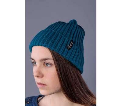 Knitted beanie (разные цвета)