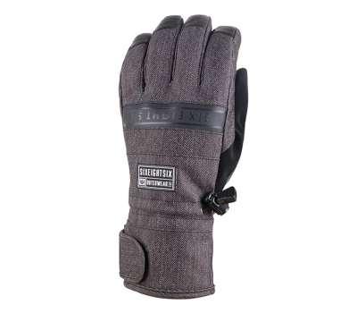 Перчатки горнолыжные 686 Men's Recon Infiloft® Glove - Black Denim