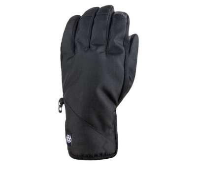 Сноубордические перчатки 686 Ruckus Pipe Glove Black
