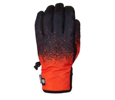Сноубордические перчатки 686 Ruckus Pipe Glove Infrared Fade