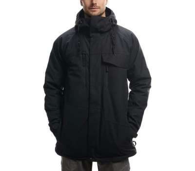 Куртка для сноуборда 686 Men's Geo Insulated Black