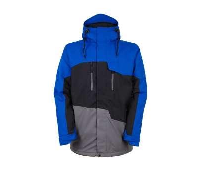 Куртка для сноуборда 686 Men's Geo Insulated Cobalt