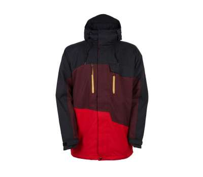 Куртка для сноуборда 686 Men's Geo Insulated Red