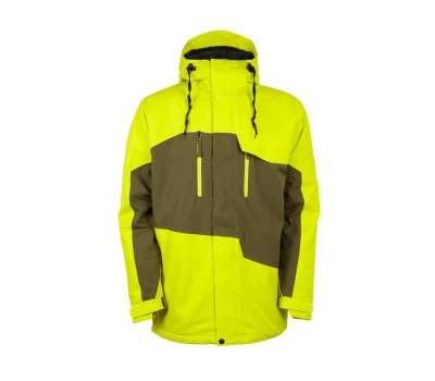 Куртка для сноуборда 686 Men's Geo Insulated Sulphur