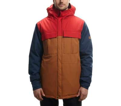 Куртка для сноуборда 686 Men's Moniker Insulated Red