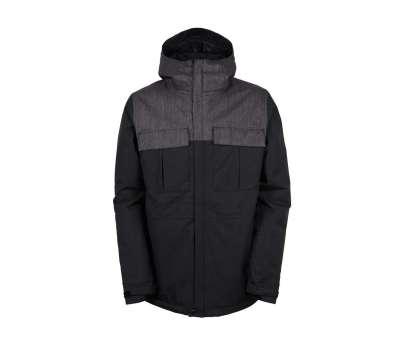 Куртка для сноуборда 686 Men's Moniker Insulated Black
