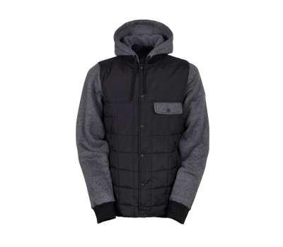 Куртка для сноуборда 686  Men's Parklan Bedwin Insulated Black