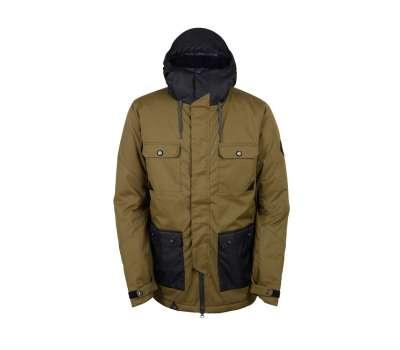 Куртка для сноуборда 686 MEN'S Parklan Cult Insulated Olive