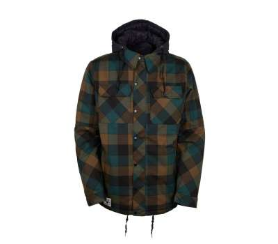 Куртка для сноуборда  686 MEN'S Authentic Woodland Insulated