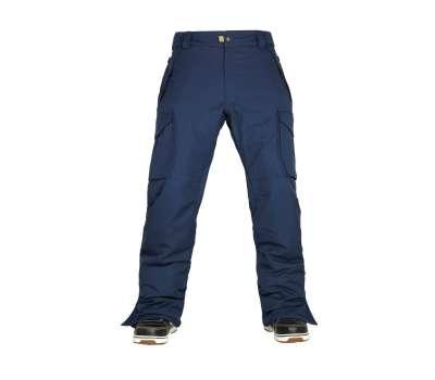 Штаны для сноуборда 686  Authentic Infinity Shell Cargo Midnight Blue