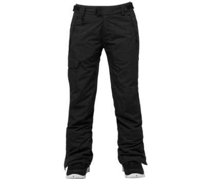Штаны для сноуборда 686 Authentic Misty Black