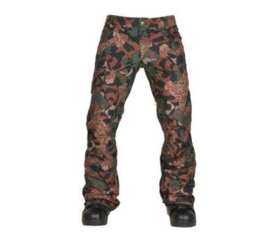 Штаны для сноуборда 686 Parklan Shadow Army Cubist Camo