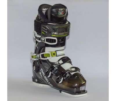 Лыжные ботинки Dalbello Axion 11 black trans/black
