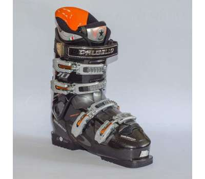Лыжные ботинки Dalbello AERRO 70 black/steel grey