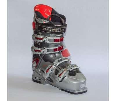 Лыжные ботинки Dalbello AERRO 70 silver/black