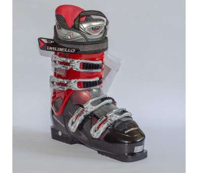 Лыжные ботинки Dalbello AERRO 80 black/red trans