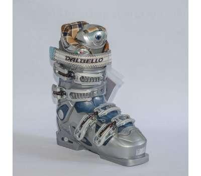 Лыжные ботинки Dalbello ASPIRE 80 silver/storm blue