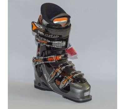 Лыжные ботинки Dalbello Axion 5 steel grey/black