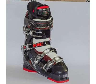 Лыжные ботинки Dalbello Axion 7 black trans/white
