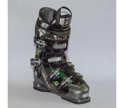 Лыжные ботинки Dalbello Axion 8 steel/black
