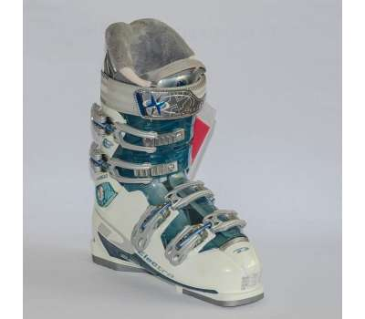 Лыжные ботинки Dalbello Electra 8 white/storm blue trans