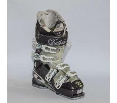 Лыжные ботинки Dalbello Electra 9 black trans