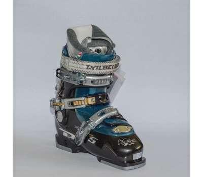Лыжные ботинки Dalbello Raya 5 black/storm blue