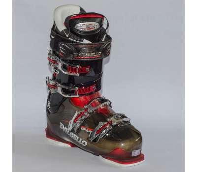 Лыжные ботинки Dalbello Viper 10 black trans/red trans