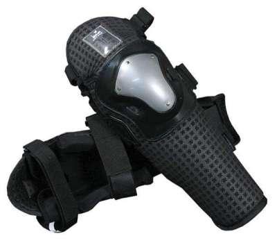 Защита колена и голени Demon Deluxe Shin and Knee Guard DS5105