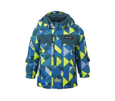 Детская куртка LEGO Tec winter JAVIER 671 Green