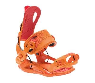 Крепления для сноуборда SP FT240 Orange