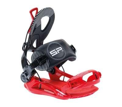 Крепления для сноуборда SP Private Black/Red