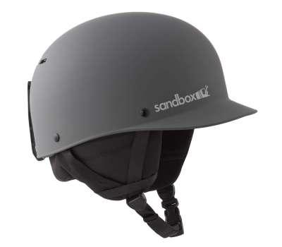 Шлем для сноуборда SandBox Classic 2.0 Snow Gray