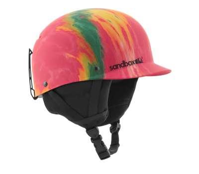 Шлем для сноуборда SandBox Classic 2.0 Rasta