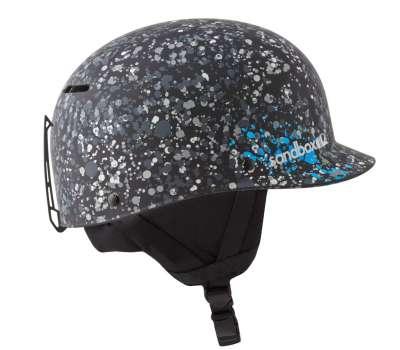 Шлем для сноуборда SandBox Classic 2.0 Splatter