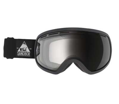 Сноубордическая маска SandBox THE BOSS Black With Shift Lens