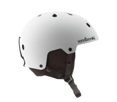Шлем для сноуборда SandBox Legend 2.0 White
