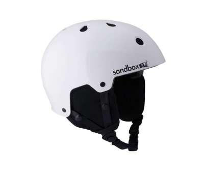 Шлем для сноуборда SandBox Legend White