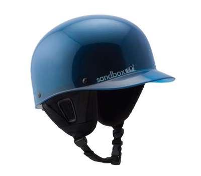 Шлем для сноуборда SandBox Classic Blue Trans