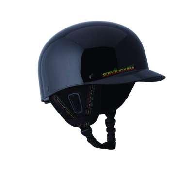 Шлем для сноуборда SandBox Classic Black Rasta