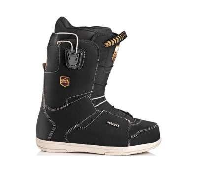 Ботинки для сноуборда Deeluxe Choice CF Black