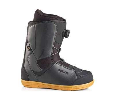 Ботинки для сноуборда Deeluxe Cruise BOA Black
