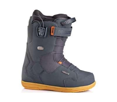 Ботинки для сноуборда Deeluxe ID 7.1 CF Grey