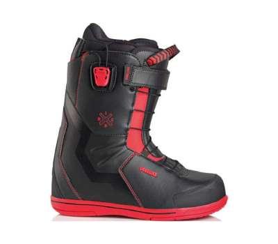 Ботинки для сноуборда Deeluxe IDxHC PF Black Red