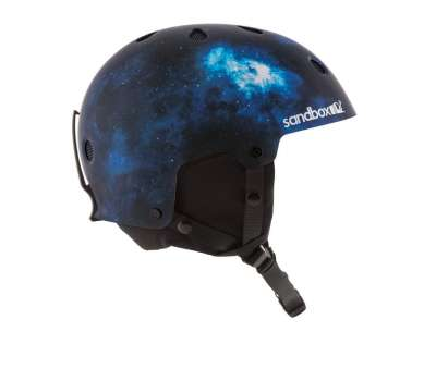 Шлем для сноуборда SandBox Legend 2.0 Snow Spaced Out