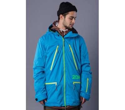 Куртка для сноуборда Freeride 3in1 Jacket Blue