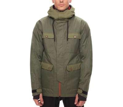 Куртка для сноуборда 686 Cult Insulated Fatigue Melange