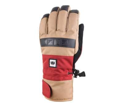 Перчатки горнолыжные 686 Men's Recon Infiloft® Glove - Forest