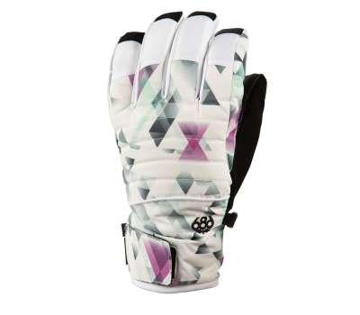 Сноубордические перчатки 686 Infiloft Majesty Glove Geo Fade